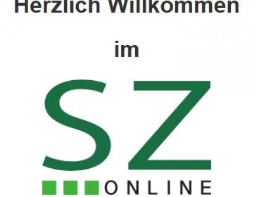 """Neuerungen am Herdenmanagementprogramm """"SZ- Online"""""""