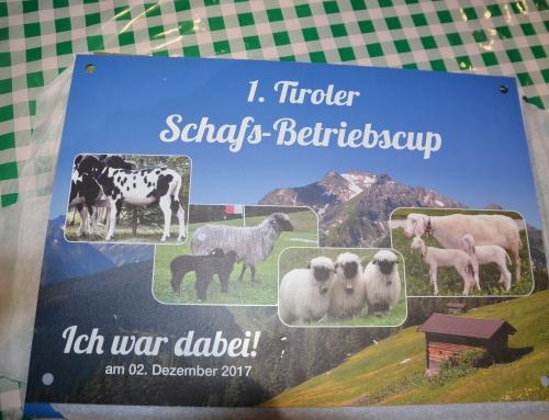 Ergebnis 1. Tiroler Betriebscup in Rotholz 1.12.2017