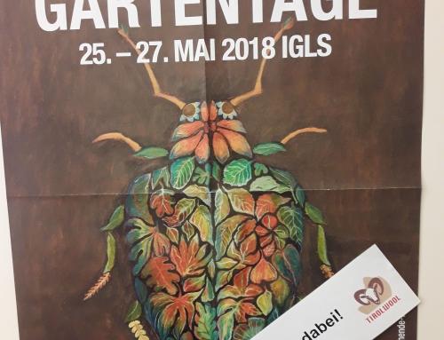 Blühende Träume – Gartentage in Igls 25.-27. Mai 2018