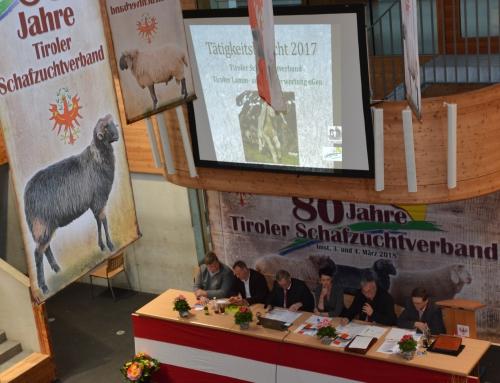 Tiroler Schafzüchter tagten in Imst