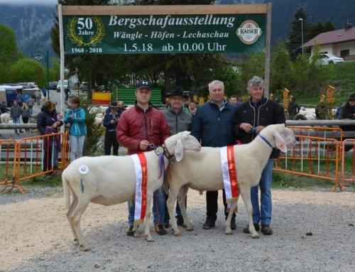 Ergebnis Jubiläumsausstellung 50 Jahre WHL in Höfen