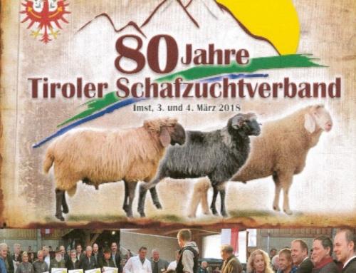 """Erscheinung DVD """"80 Jahre Tiroler Schafzuchtverband"""""""