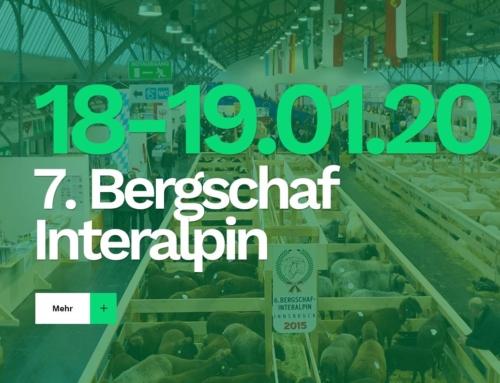 Onepage Bergschaf Interalpin 2020