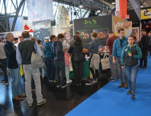 Tiroler Schaf- und Lammprodukte auf der Alpinmesse Innsbruck