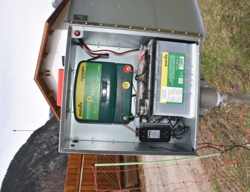 Fency-Zaunalarmsystem und Patura-GSM-Zaunüberwachungssystem
